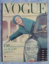 Vogue Magazine - 1958 - November